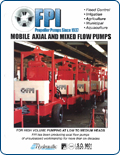 Mobile Axial & Mixed Flow Pumps
